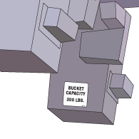 bucket-capacity-labels