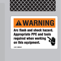arc-flash-label