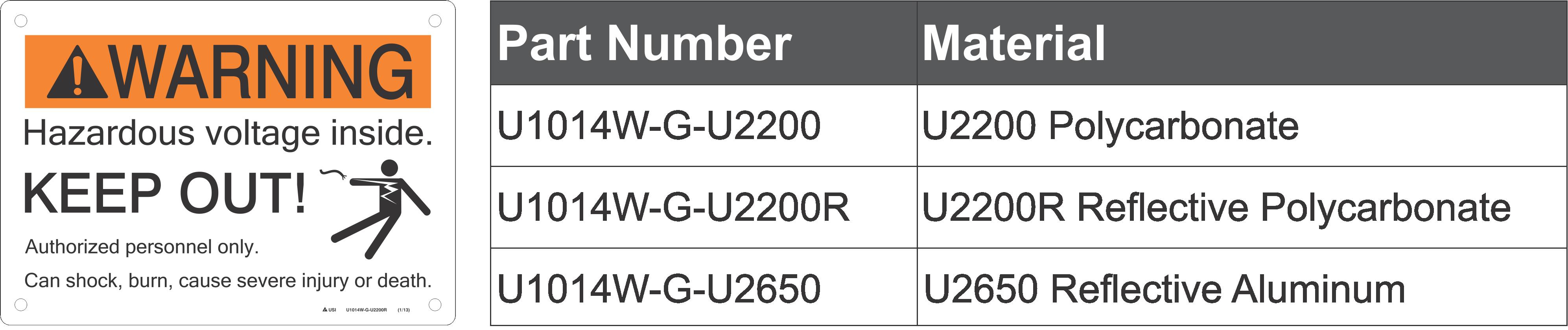 U1014W-G