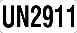 U3070-UN2911