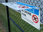 Aerial Drone Sign Picture