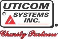 Uticom Charity Partners Logo