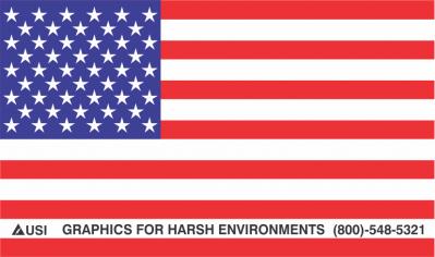 U1523RWB-FLAG