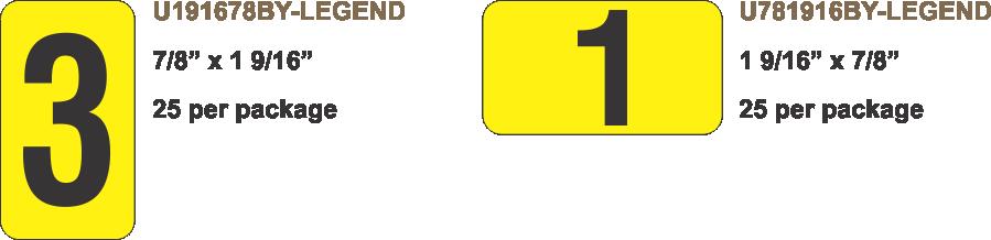 black on yellow - transmission