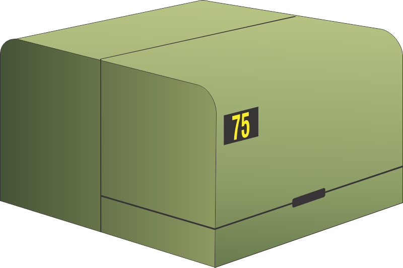 kva label pad mount